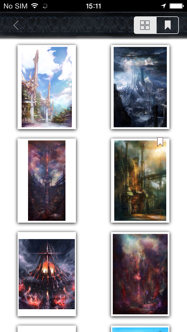 Essential Artworks of TERA: The Exiled Realm of Arboreaのおすすめ画像5