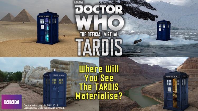 Doctor Who: TARDIS (Official) screenshot-3