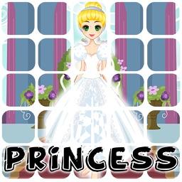 Slide Puzzle Princess
