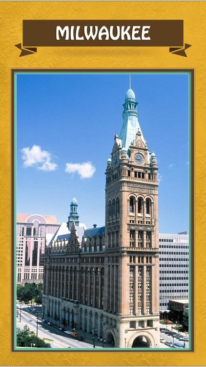 Milwaukee City Offline Travel Guide