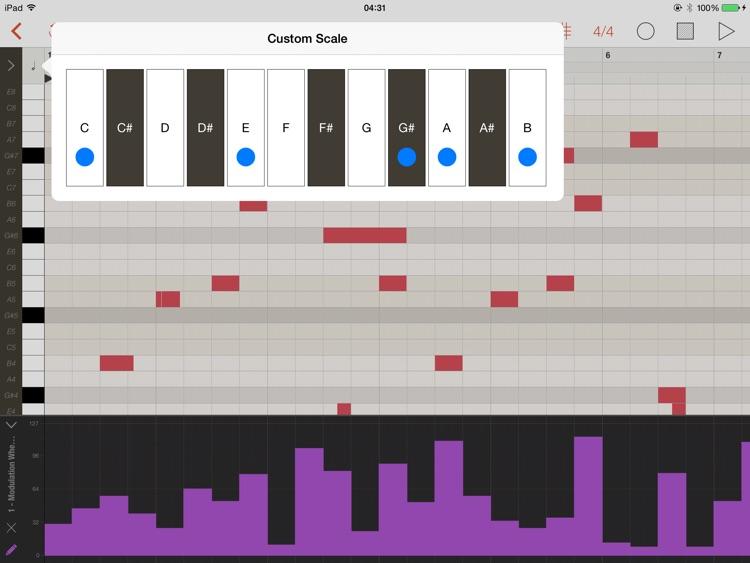 Pro Midi screenshot-4