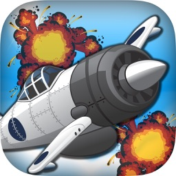 Airforce Heavy Gunner FREE - Air Denfensive Shooting Game