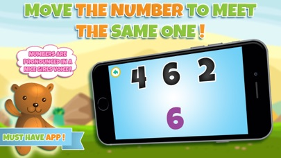 Learn numbers - Educational game for toddler kids & preschool children screenshot three