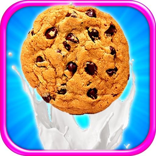 Cookies & Milk - Kids Cooking & Baking Games FREE