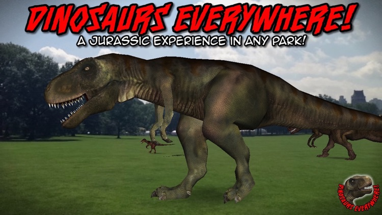 Dinosaurs Everywhere! A Jurassic Experience In Any Park! screenshot-4