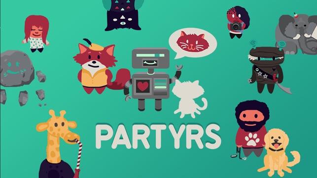 Partyrs Screenshot