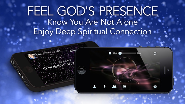 Neale Donald Walsch Meditation: Your Own Conversations With God screenshot-1