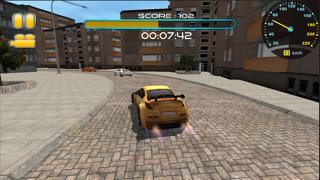 3D Stunt Car Driver screenshot four