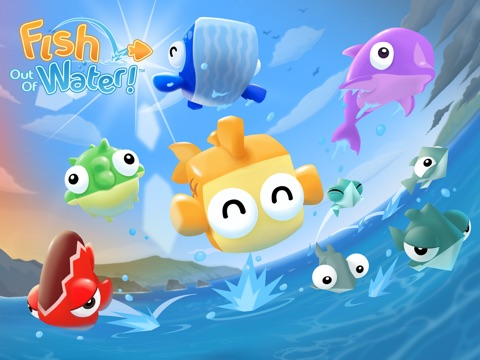 Fish Out Of Water! на iPad
