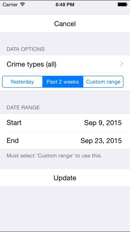 SFO Crime screenshot-3