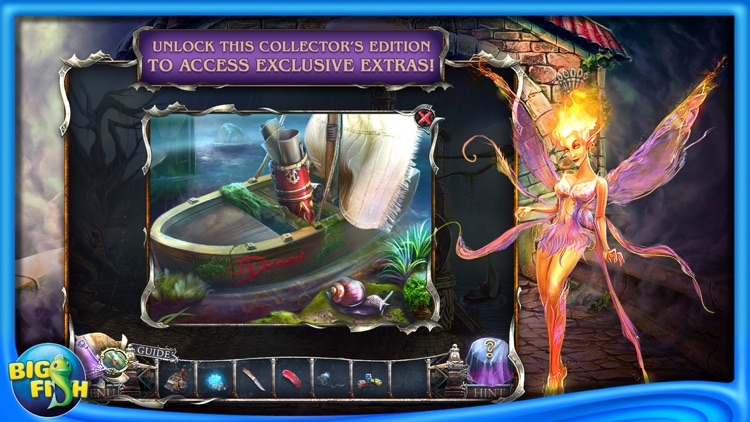 Bridge to Another World: Burnt Dreams - Hidden Objects, Adventure & Mystery (Full) screenshot-3