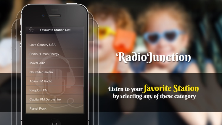 RadioJunction- A FREE FM Radio Online App to Listen your Favorite Radio Stations right on your Device screenshot-4