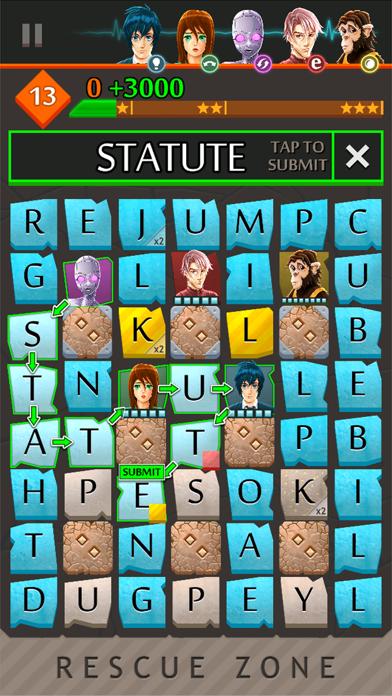 Highrise Heroes Word Challenge screenshot 1
