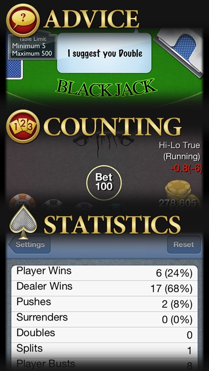 Blackjack screenshot-4