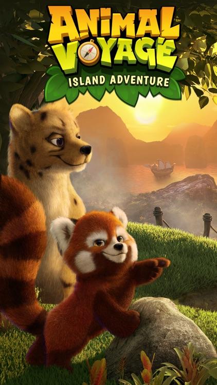 Animal Voyage: Island Adventure screenshot-4