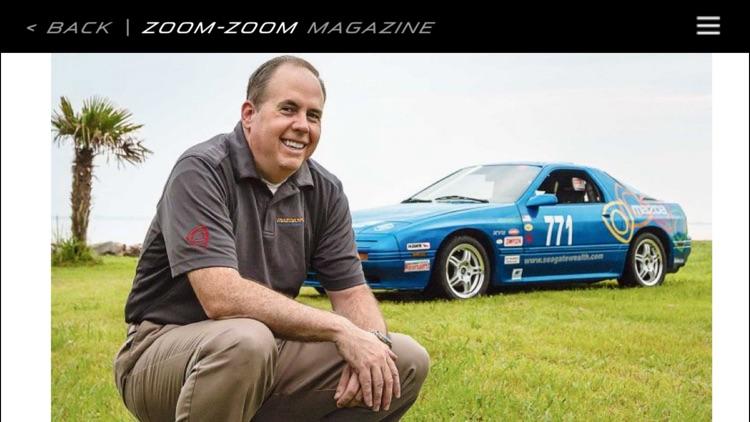 Zoom-Zoom Magazine (USA) screenshot-4