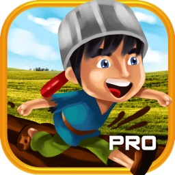 3D Peasant Run Infinite Runner Game with Endless Racing by Studio Fun Games PRO