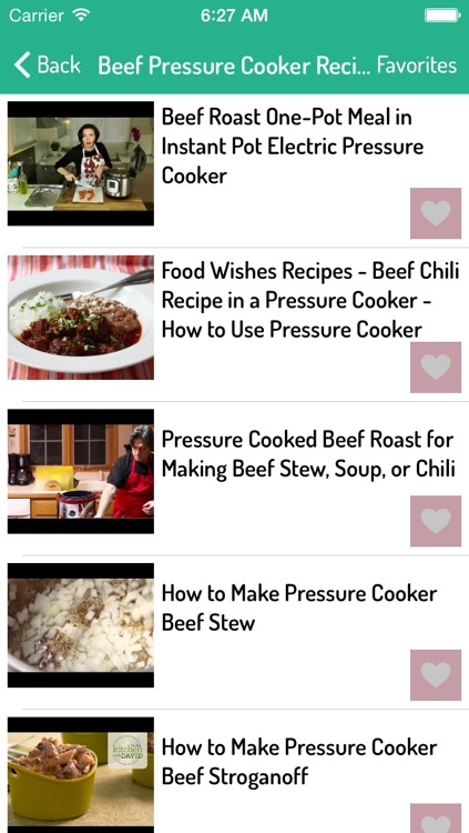 Pressure Cooker Recipes!! screenshot-1