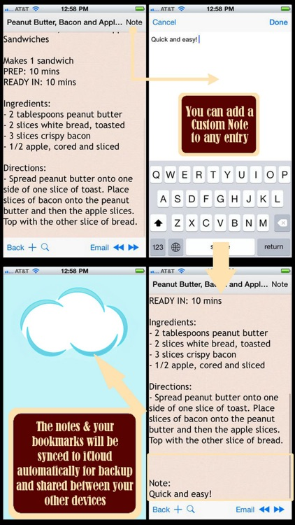 Lazy Recipes Ready in 15 Minutes screenshot-1