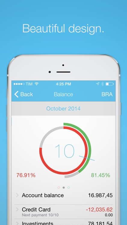 Finance: Manage your Finance and Shopping List