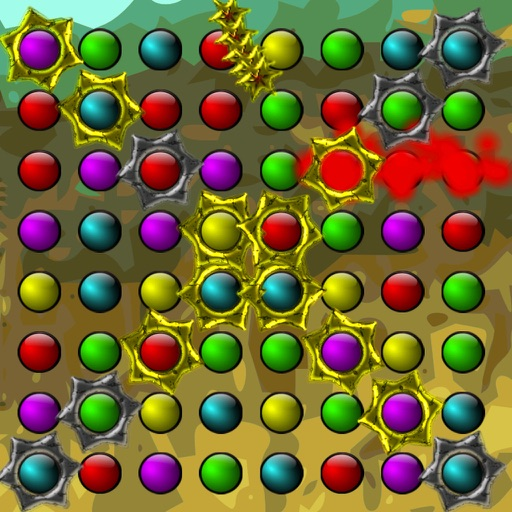 Gold Rush HD (Match 3 Brain Game)
