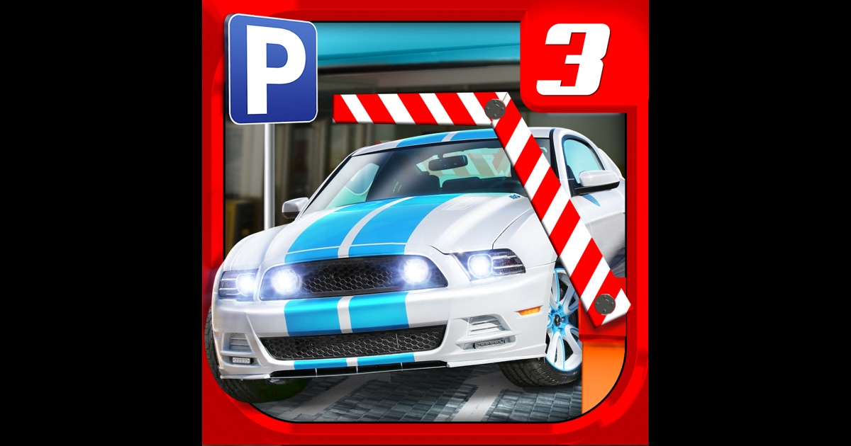 multi level 3 car parking game gratuit jeux de voiture. Black Bedroom Furniture Sets. Home Design Ideas