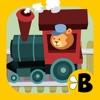 Tracks 'n' Trains: Zoo Train - iPadアプリ