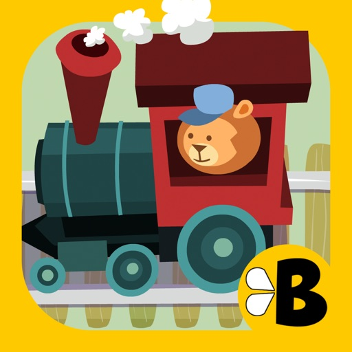 Zoo Train: Tracks 'n' Trains