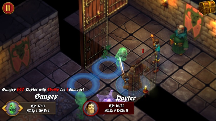Dungeon Crawlers Metal screenshot-3
