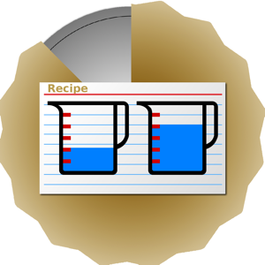 Serving Sizer Recipe Manager app