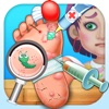 足の医者 - 子供のゲーム