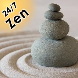 Zen garden music - 24/7 relaxation nature sounds