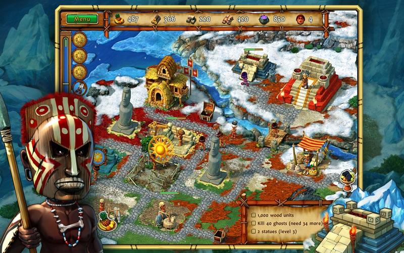 Moai: Build Your Dream screenshot 4