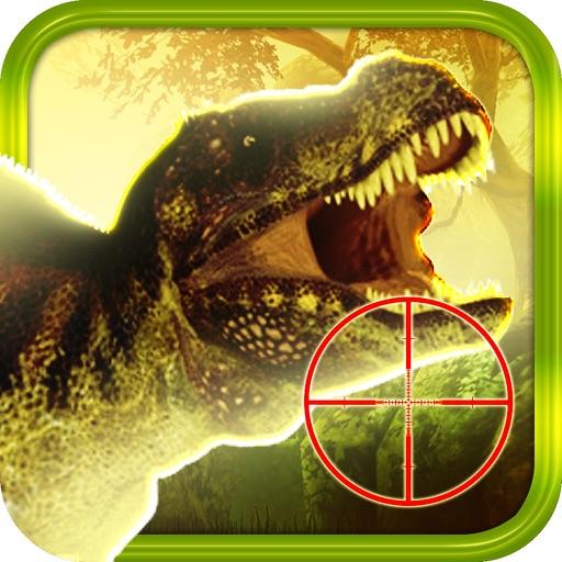 Dino-saur Island Hunter Dangerous Snipe-r Survivor 2015 - Mobile Edition