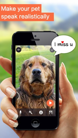 My Pet Can Talk - Make your dog, cat or other pets talking like