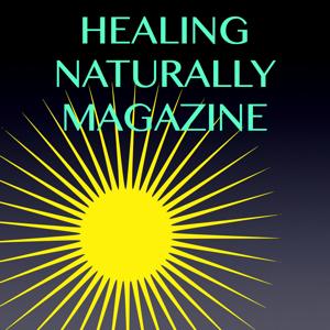 HEALING NATURALLY MAGAZINE app
