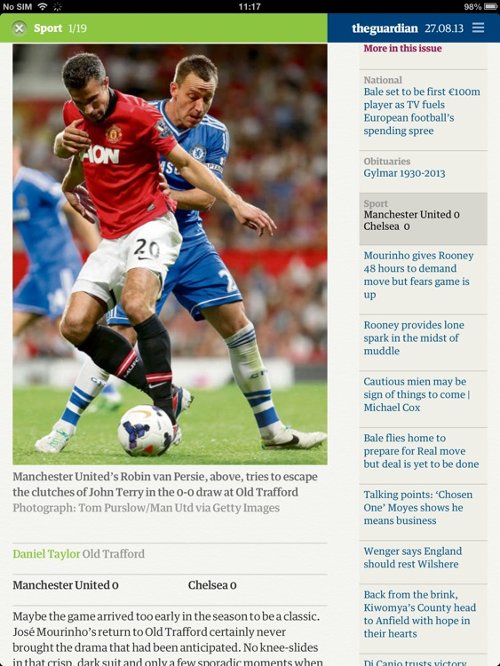 The Guardian Daily Edition screenshot-3