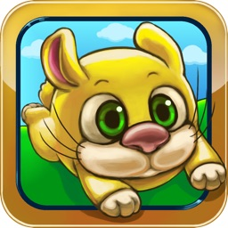 Bouncy Farm Animals Free – Help Your Cow, Piggy And Bunny To Dodge And Escape From The Pitchfork