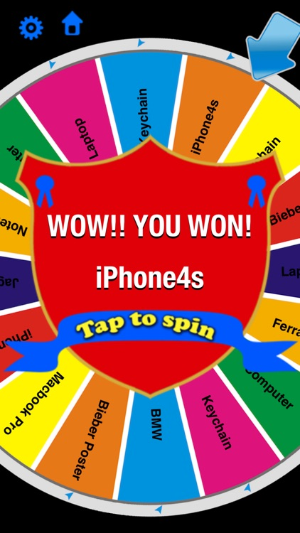 Prize Wheel - Spin to win screenshot-1