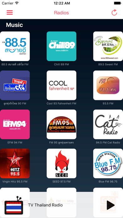 Top 10 Apps like Thai Tv in 2019 for iPhone & iPad