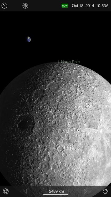 Moon Globe HD screenshot-4