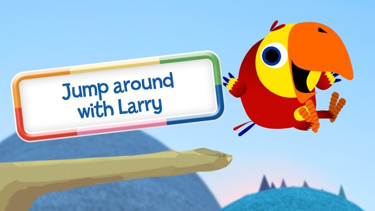Play with VocabuLarry by BabyFirst screenshot-4