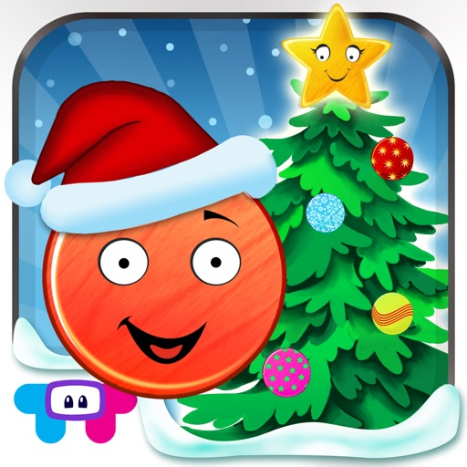 Friendly Christmas - Funny Shape Holiday Adventure