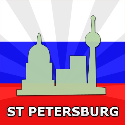 St Petersburg Travel Guide Offline