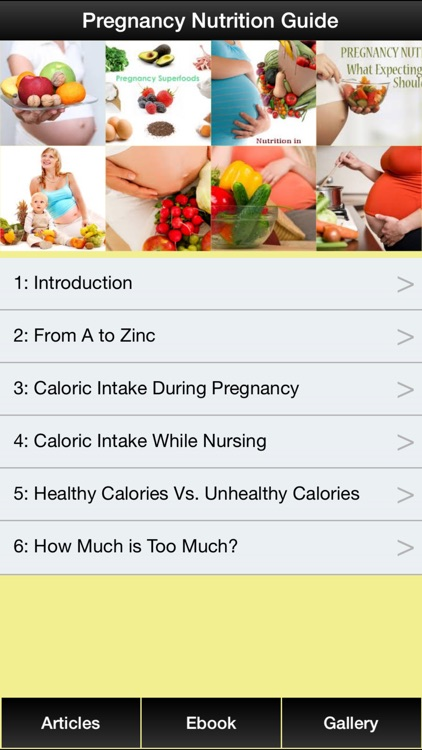 Pregnancy Nutrition Guide - Have a Fit With Nutrition During Pregnancy !