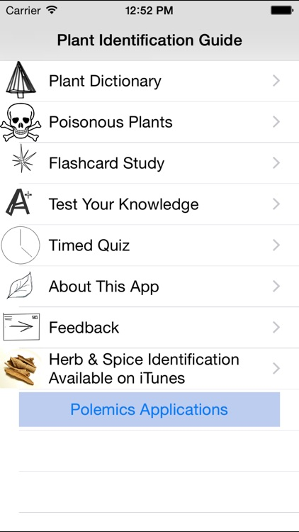 Edible and Poisonous Plants screenshot-4