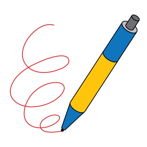 Scribble It 2 - Quick and Easy Drawings and Notes iOS App