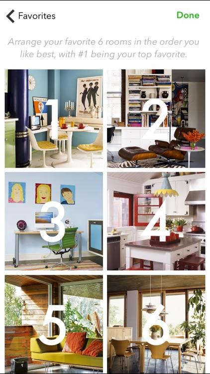 InDeZo Interior Design Style Zones screenshot-3