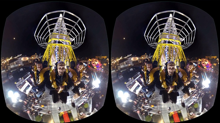 VR Virtual Reality Oktoberfest Carousel Rides screenshot-1
