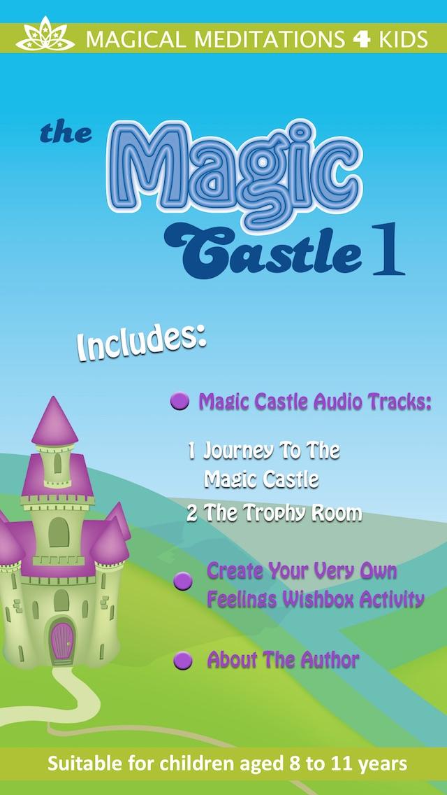 The Magic Castle 1 - Children's Meditation App by Heather